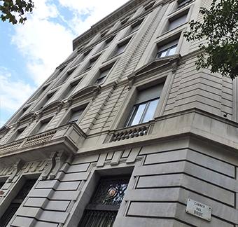 Rehabilitación Edificio de Oficinas Barcelona