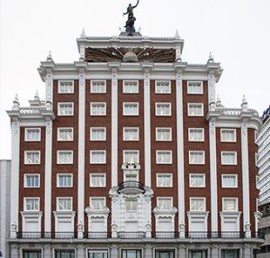 Rehabilitación Edificio de Oficinas Princesa 23