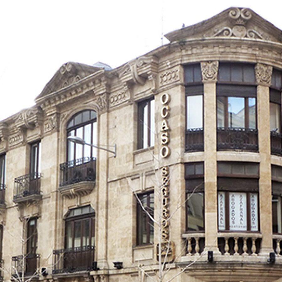 Rehabilitación Edificio de Oficinas en Salamanca