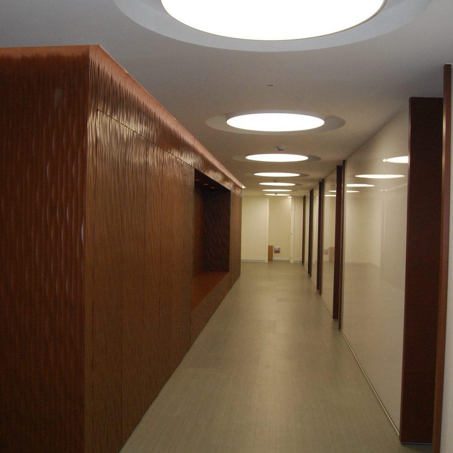 Rehabilitación de Oficinas en Castellana 21