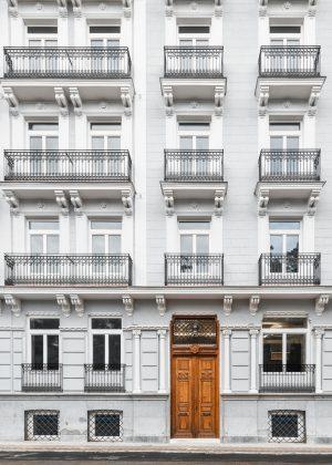 Rehabilitación y ampliación de edificio de oficinas en Paseo Castellana
