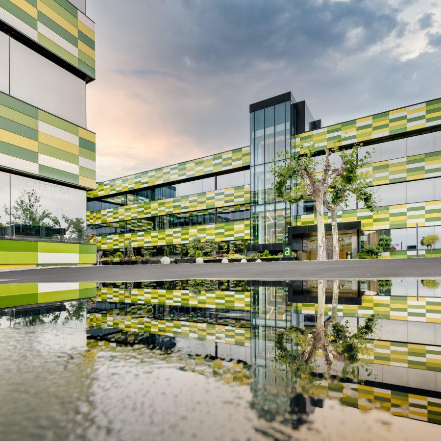 Rehabilitación edificio de oficinas en La Florida  (Madrid)