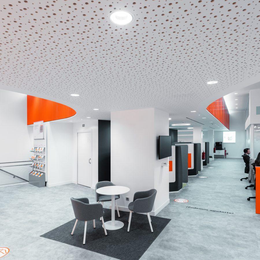 Store Bankinter C/ Génova, 20 de Madrid